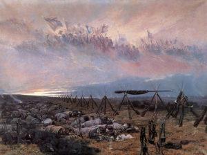 «El sueño» (1888), de Édouard Detaille.